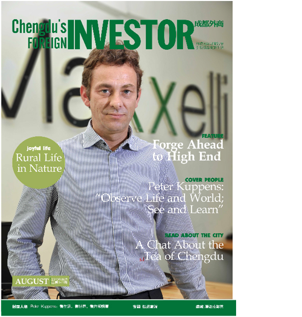 Peter Cover Foreign Investor